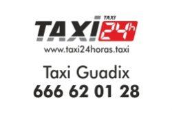 TAXI 24 HORAS GUADIX TAXI ROBERTO