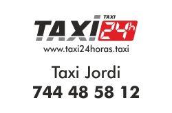 TAXI 24 HORAS JORDI