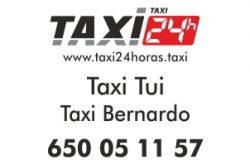 taxi 24 horas tui taxi bernardo