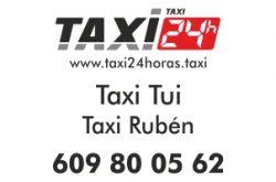 taxi 24 horas tui taxi ruben