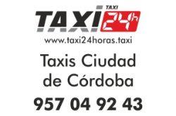 TAXIS 24 HORAS CIUDAD DE CORDOBA