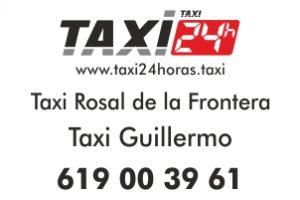 TAXI 24 HORAS ROSAL DE LA FRONTERA