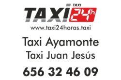 Taxi 24 Horas Ayamonte Taxi Juan Jesús