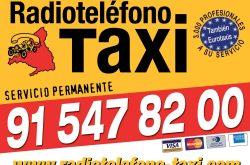 Radio teléfono Madrid