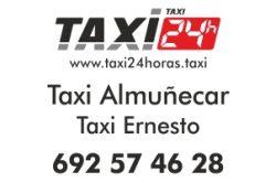 taxi almunecar 24 horas