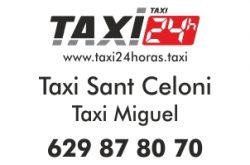 Taxi Sant Celoni 24 Horas