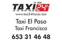 Taxi El Paso 24 horas